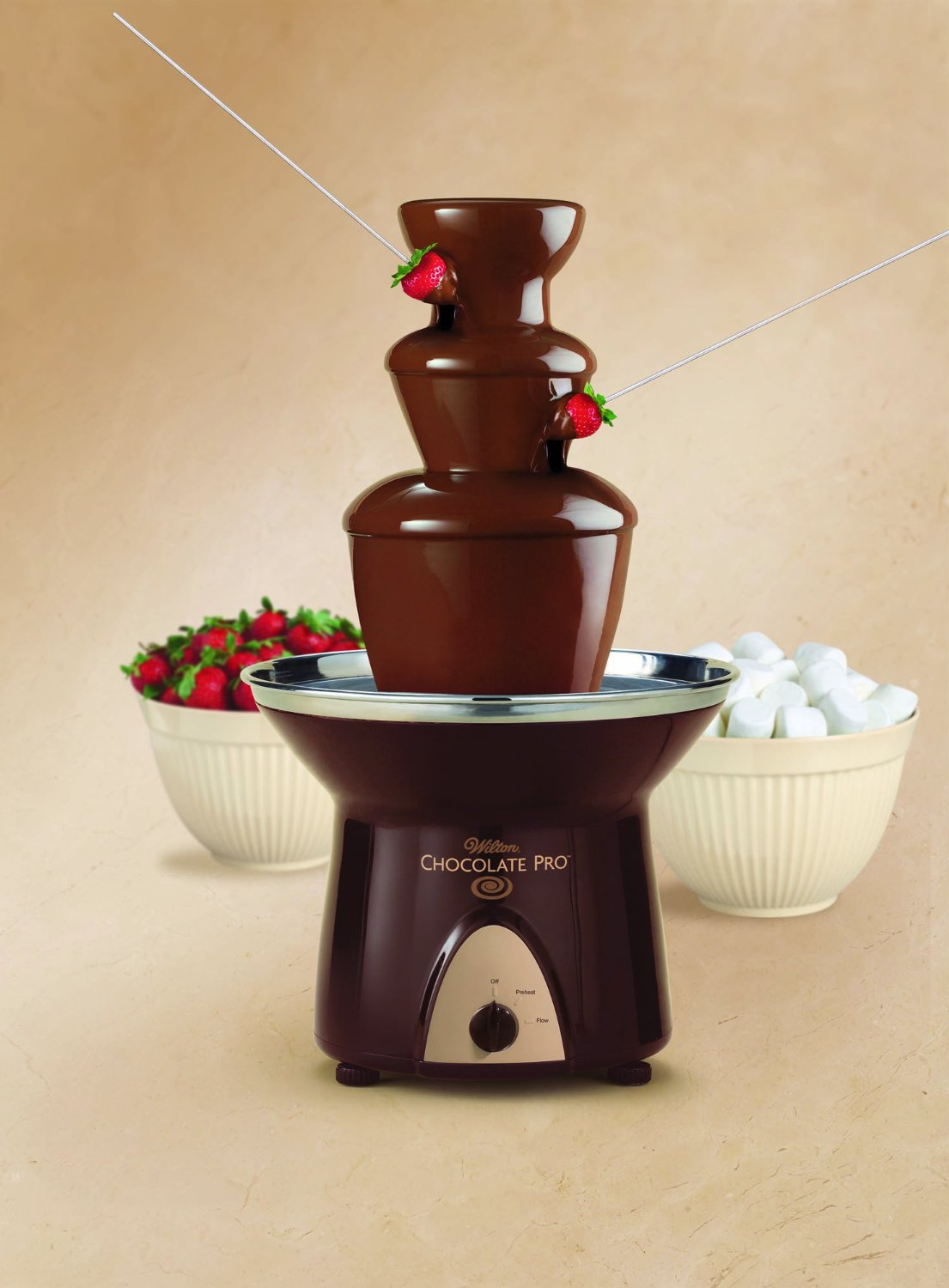 Heres The Best Chocolate Fondue Fountain You MUST See For