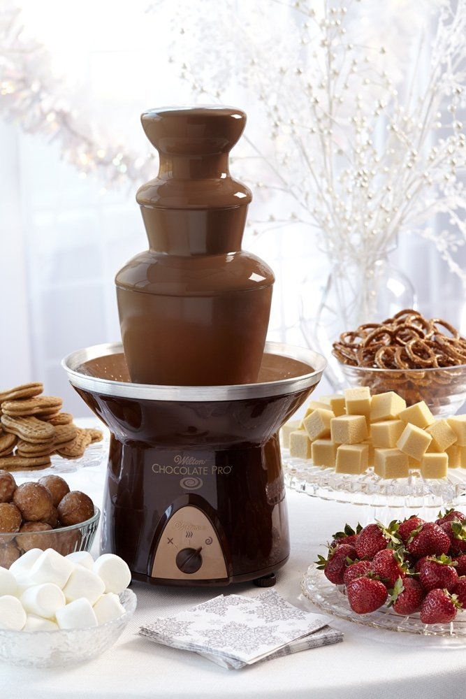 The Best Chocolate For A Chocolate Fountain
